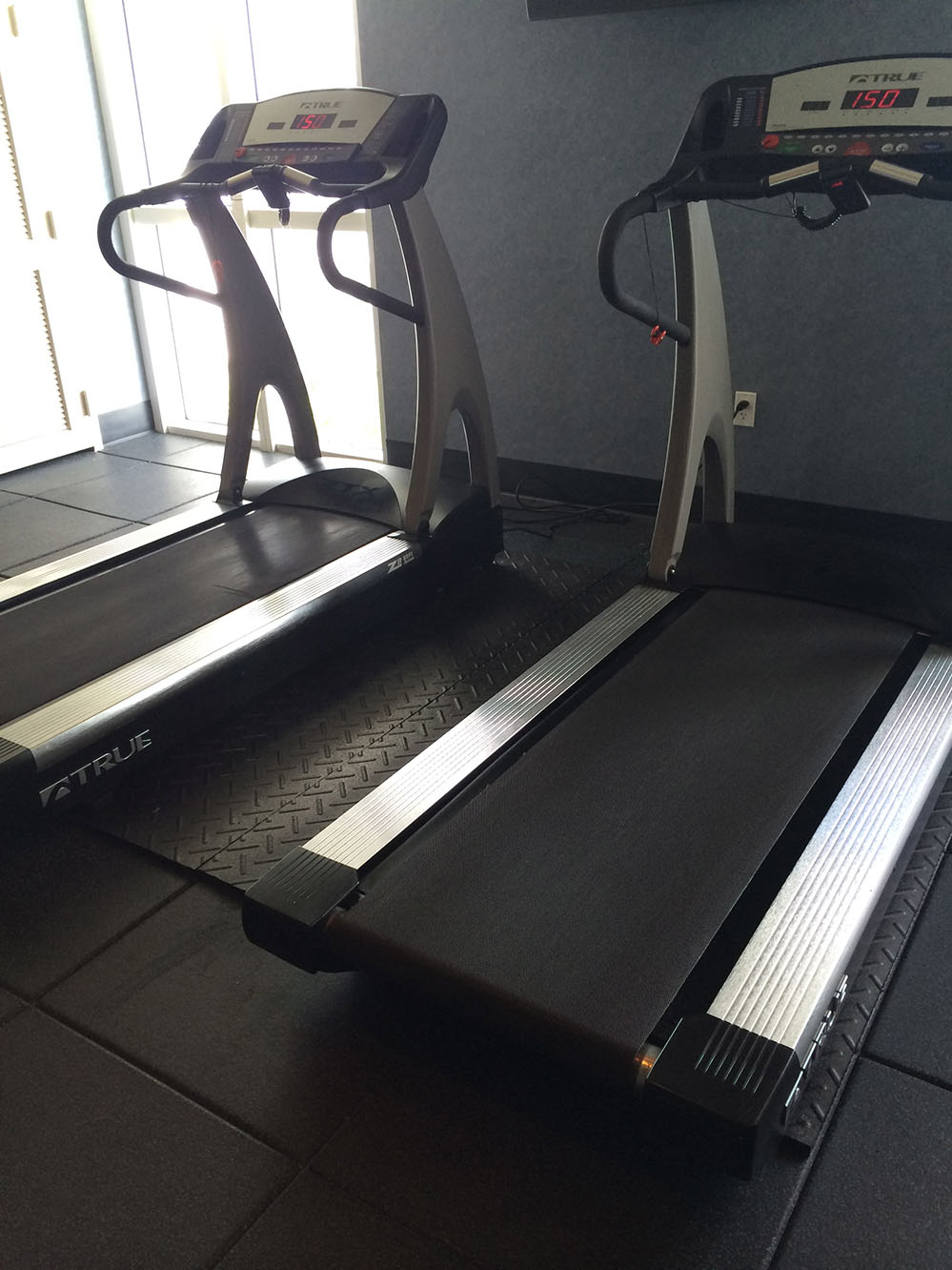 Gym Flooring Miami